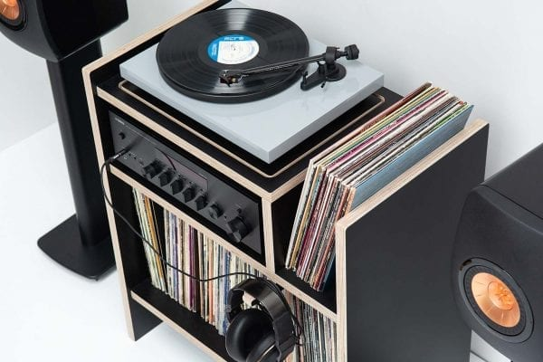 MAX Turntable Stand Project Debut Carbon